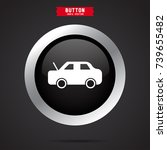 car icon for drive | Shutterstock .eps vector #739655482