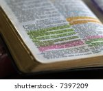 Used Old Bible