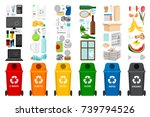 garbage containers and types of ...
