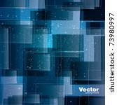 illustration of abstract vector ...   Shutterstock .eps vector #73980997