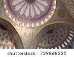 istanbul  turkey   october 11 ... | Shutterstock . vector #739868335