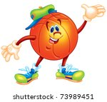 cute cartoon character | Shutterstock . vector #73989451
