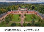 sychrov chateau  schloss... | Shutterstock . vector #739950115