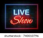 vector illustration of live... | Shutterstock .eps vector #740010796