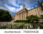 august 31  2017  the old main... | Shutterstock . vector #740054428