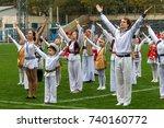 odessa  ukraine   october 21 ... | Shutterstock . vector #740160772