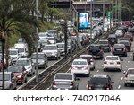 sao paulo  brazil  october 23 ... | Shutterstock . vector #740217046