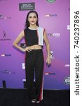 Small photo of Alyson Stoner attends Diamond in the RAW Foundation Action Icon Stuntwomen Awards 10-Year Diamond Anniversary at Sheraton Universal Hotel, Universal City, California on October 22nd 2017