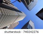 new york  usa   july 5  2013 ...   Shutterstock . vector #740242276