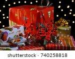 Pile Of Presents  Christmas...
