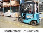rayong thailand   october 23  ... | Shutterstock . vector #740334928