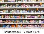 allentown pennsylvania october... | Shutterstock . vector #740357176