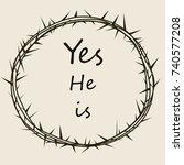 Jesus Is Risen. Jesus Is Alive...