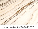 light brown marble stone... | Shutterstock . vector #740641396