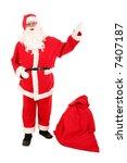 santa claus   Shutterstock . vector #7407187
