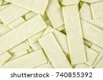 close up abstract background... | Shutterstock . vector #740855392
