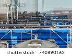 equipment  industrial tools and ... | Shutterstock . vector #740890162