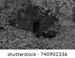 Small photo of old cellar