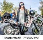 shymkent  kazakhstan  october... | Shutterstock . vector #741027592