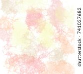 watercolor abstract background | Shutterstock . vector #741027682