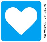 Love Heart Vector Icon. Image...