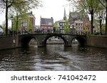 bridge | Shutterstock . vector #741042472