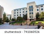 los angeles  ca  october 20 ... | Shutterstock . vector #741060526