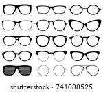 Glasses Model Icons  Man  Women ...