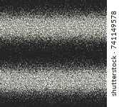 abstract degrade bold stripe.... | Shutterstock .eps vector #741149578