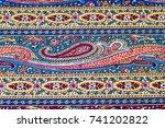 background texture  pattern.... | Shutterstock . vector #741202822