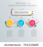 presentation business... | Shutterstock .eps vector #741210685