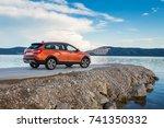togliatti  russia   june 19 ... | Shutterstock . vector #741350332