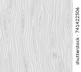 wooden texture. vector light... | Shutterstock .eps vector #741422506