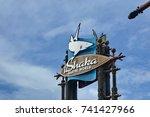 durban  south africa  november... | Shutterstock . vector #741427966