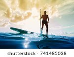 Stand Up Paddle Board Man...