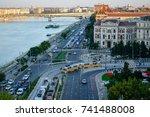 Embankment Of The Danube In...