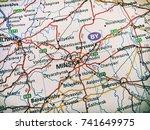 vinnitsa  ukraine   june 25  ...   Shutterstock . vector #741649975