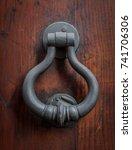 knockers of rome | Shutterstock . vector #741706306
