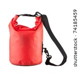 waterproof bag for protect your ... | Shutterstock . vector #74185459