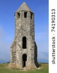 medieval lighthouse | Shutterstock . vector #74190313