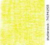 Pen Hatching Background Yellow