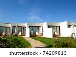 the traditional greek luxury... | Shutterstock . vector #74209813