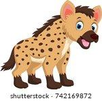 vector illustration of cute... | Shutterstock .eps vector #742169872
