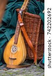 Small photo of Folk music traditional instrument