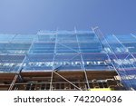 Construction Site  Old Buildin...