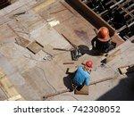 kuala lumpur  malaysia  july 16 ... | Shutterstock . vector #742308052