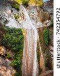 waterfalls | Shutterstock . vector #742354792