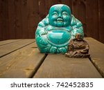 The Happy Buddhas On Earthy...