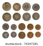 Set Of Polish Zloty Coins...