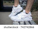 milan  italy   july 22  2017 ...   Shutterstock . vector #742742866